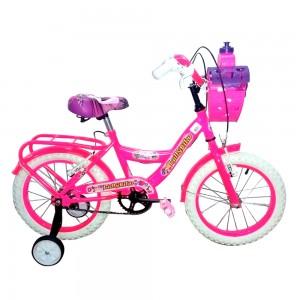 """Bicicleta bronco con canasto 16"""" 3216"""
