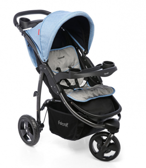 COCHE JOGGER SIMPLY C/BUT CELE