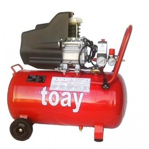COMPRESOR TOAY 2HP 50L