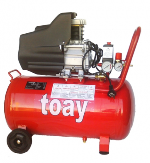 COMPRESOR TOAY 2HP 24L